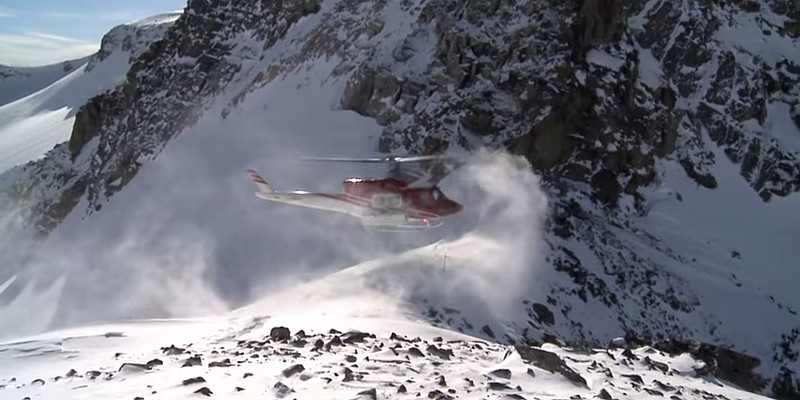 Why Tyax Heliskiing?
