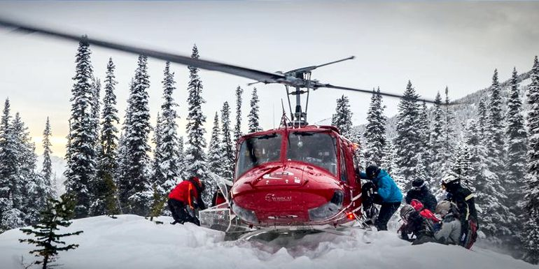 More About Tyax Heliskiing